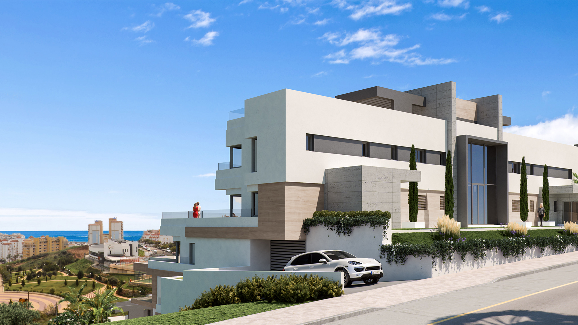 Boutique Project in the Heart of Estepona